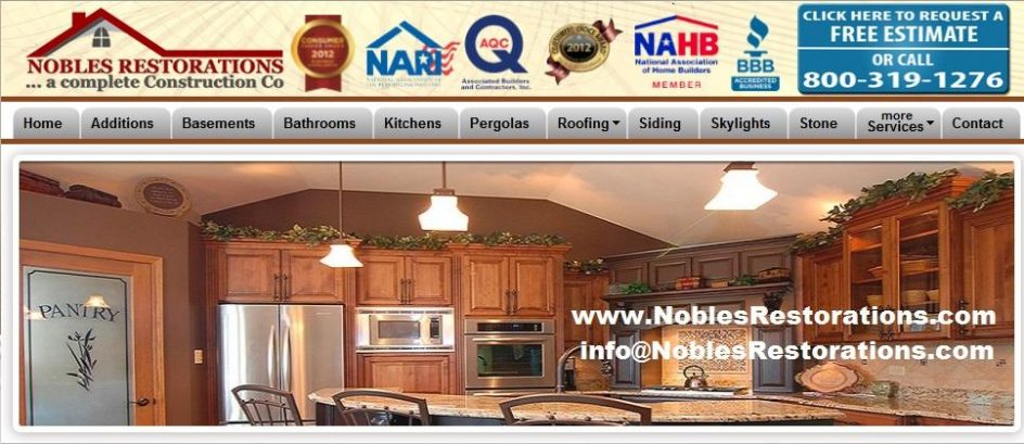 Nobles Restorations, Inc.