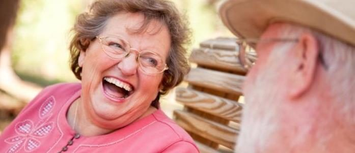 Laughter may be the best medicine for age-related memory loss