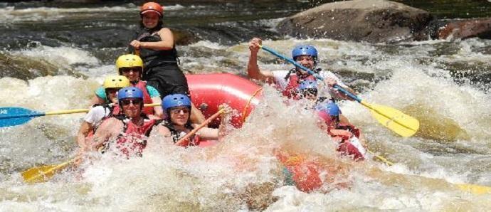 Raft/Camp Combo