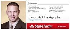 Jason Arlt - State Farm Insurance