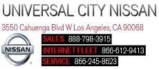 Universal City Nissan Inc