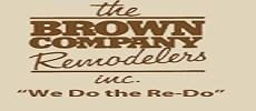 Brown Company Remodelers