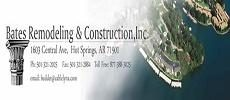 Bates Remodeling & Construction, Inc.