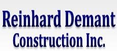 Reinhard Demant Construction Inc.